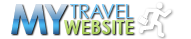My Travel Website Logo